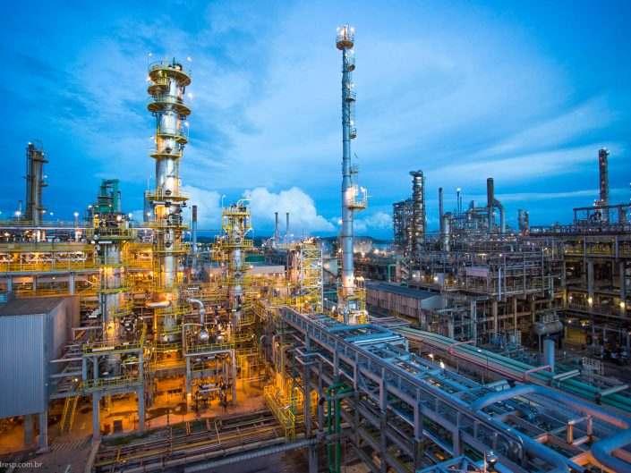Oil & Gas Plants