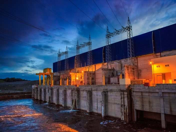 Hydroelectric Power Plants